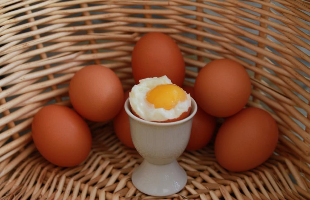 発毛に作用する卵を朝食に取り入れる理由は?