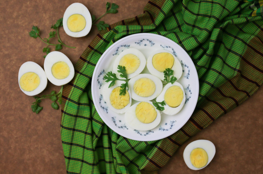 さいごに 卵を食べて発毛を実感しよう!