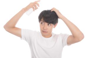 ポリフェノール配合の育毛剤で発毛が叶う!?