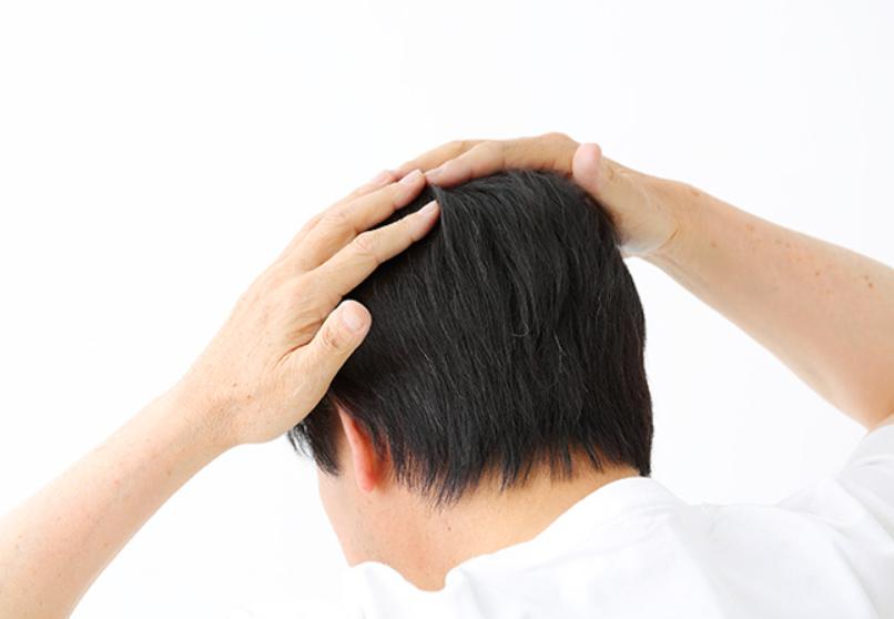 頭蓋骨の歪みを治して発毛を促進したい!どうしたらよい?