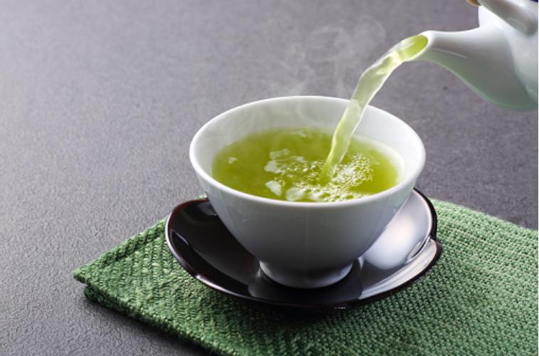 発毛に効果のあるお茶の成分とは?