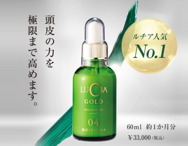 株式会社「ルチア」のおすすめ発毛商品3選